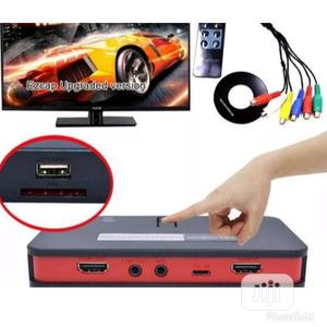 HD/Av Video Capture Card | Accessories & Supplies for Electronics for sale in Lagos State, Ojo