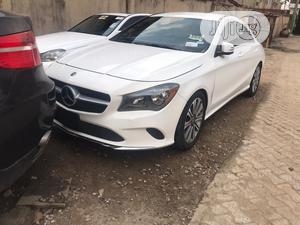Mercedes-Benz CLA-Class 2018 White | Cars for sale in Lagos State, Isolo
