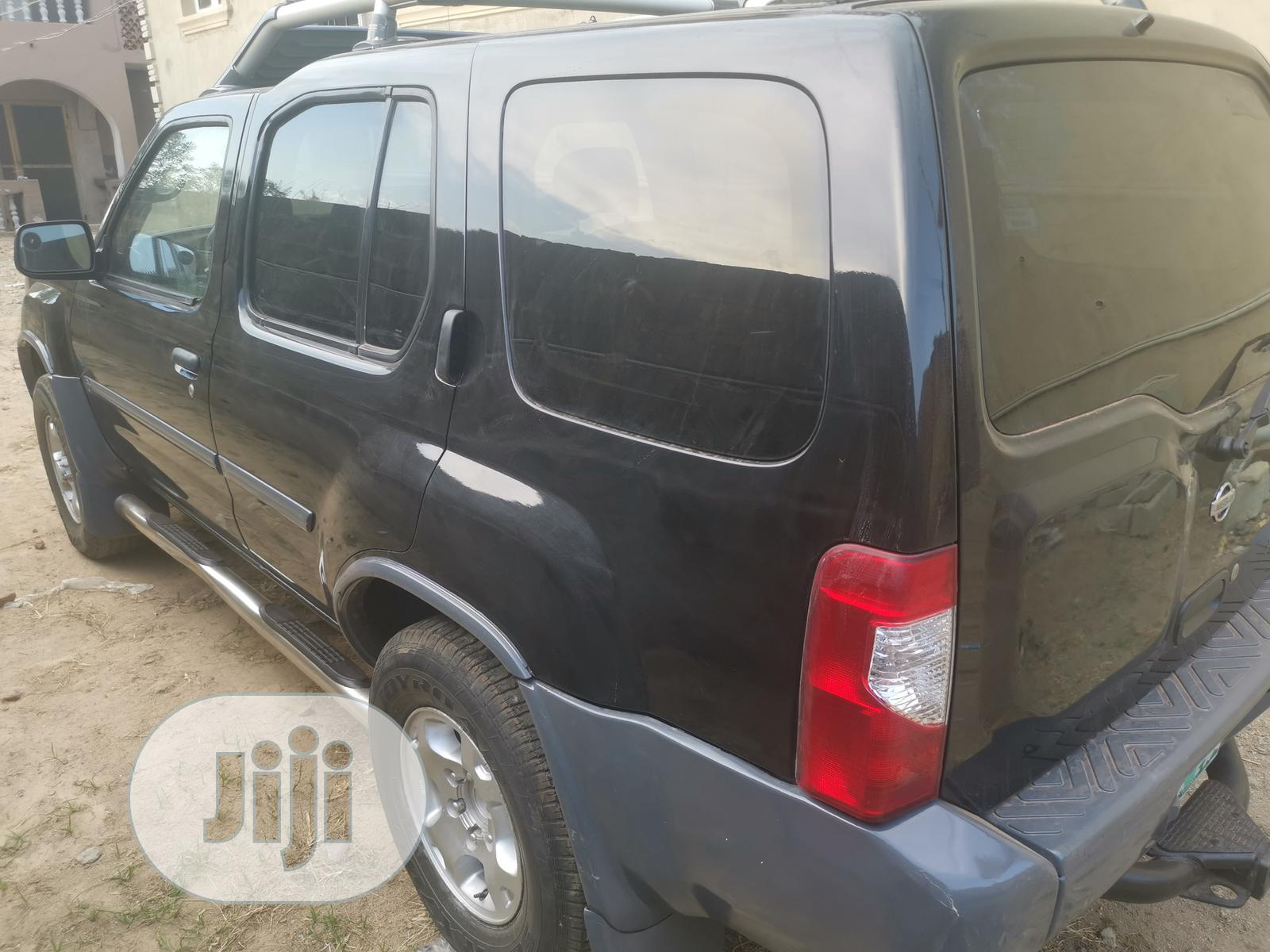 Nissan Xterra 2000 Automatic Black | Cars for sale in Abeokuta South, Ogun State, Nigeria