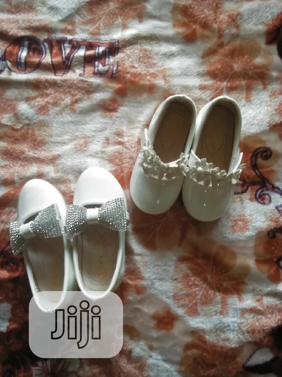 Little Princess Gown With Shoe Shoe | Children's Clothing for sale in Ipaja, Lagos State, Nigeria