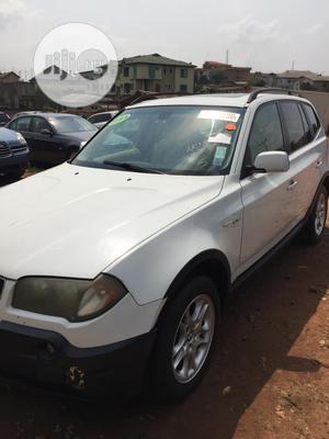 BMW X3 2005 White   Cars for sale in Ogun State, Ado-Odo/Ota