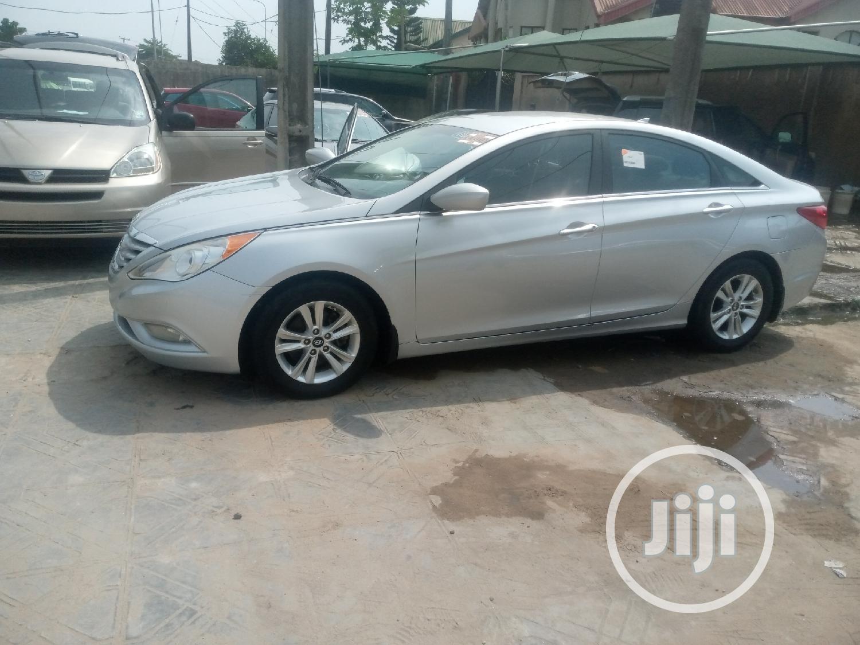 Hyundai Sonata 2013 Silver | Cars for sale in Amuwo-Odofin, Lagos State, Nigeria