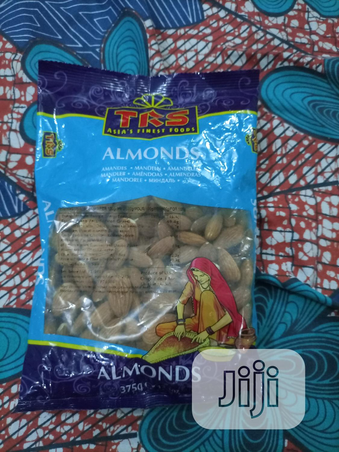 Almond Nuts(375G)