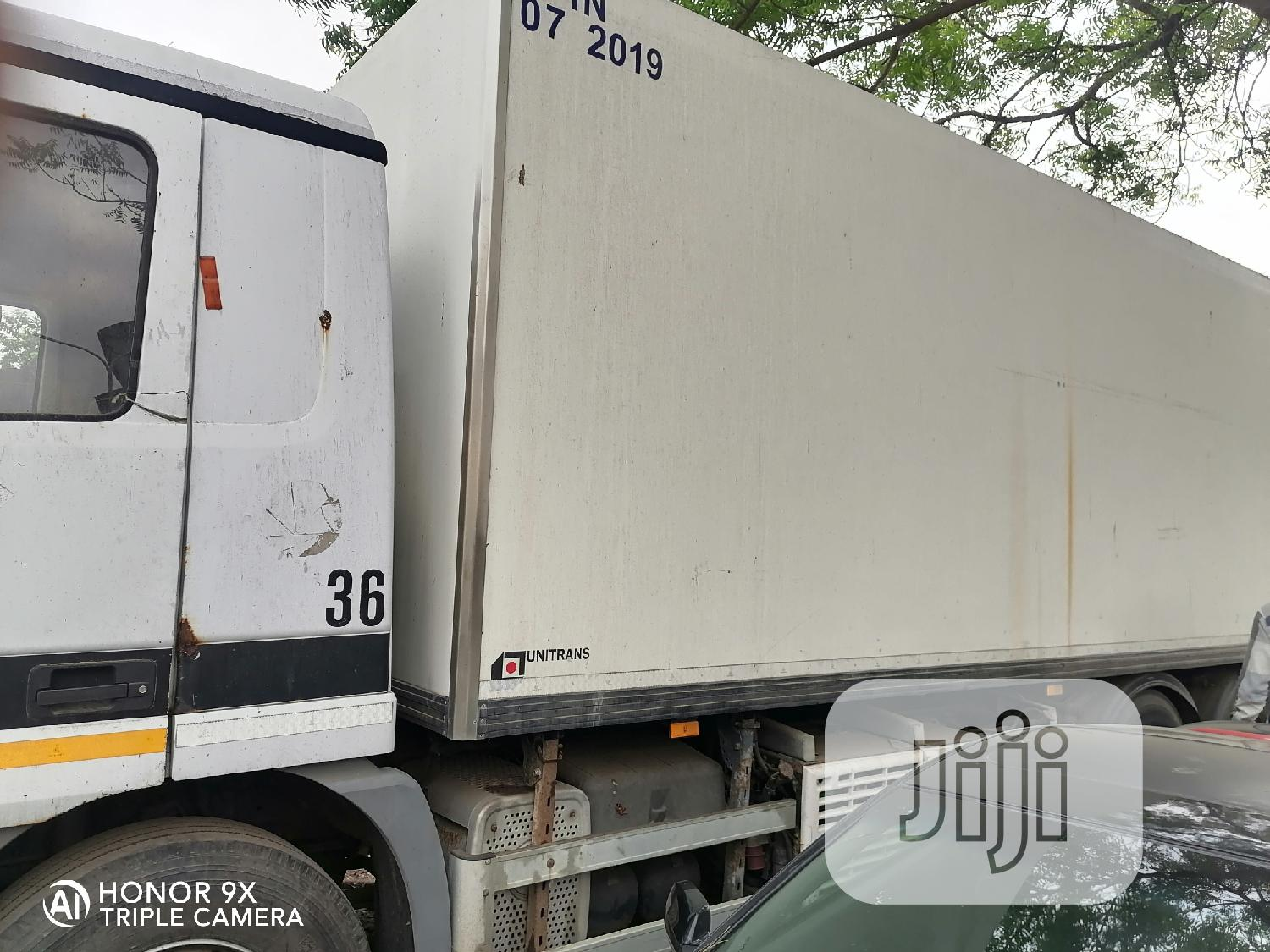 Archive: Cooling Van for Sale