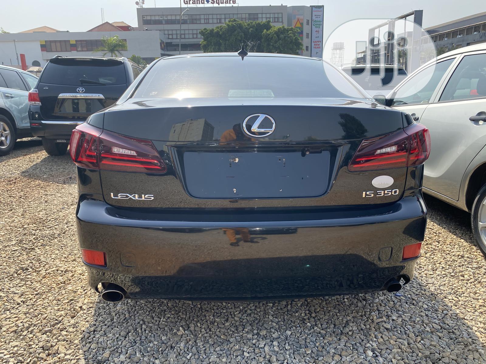 Lexus IS 2014 350 AWD Black | Cars for sale in Garki 2, Abuja (FCT) State, Nigeria