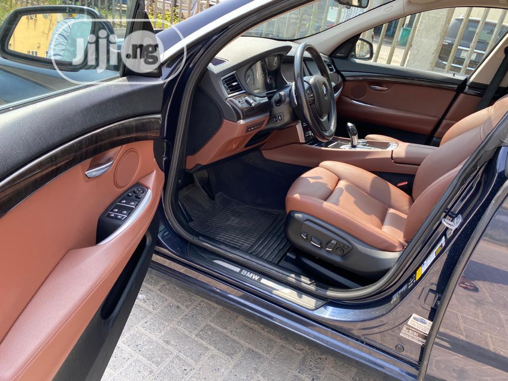 BMW 535i 2017 Blue   Cars for sale in Lekki, Lagos State, Nigeria