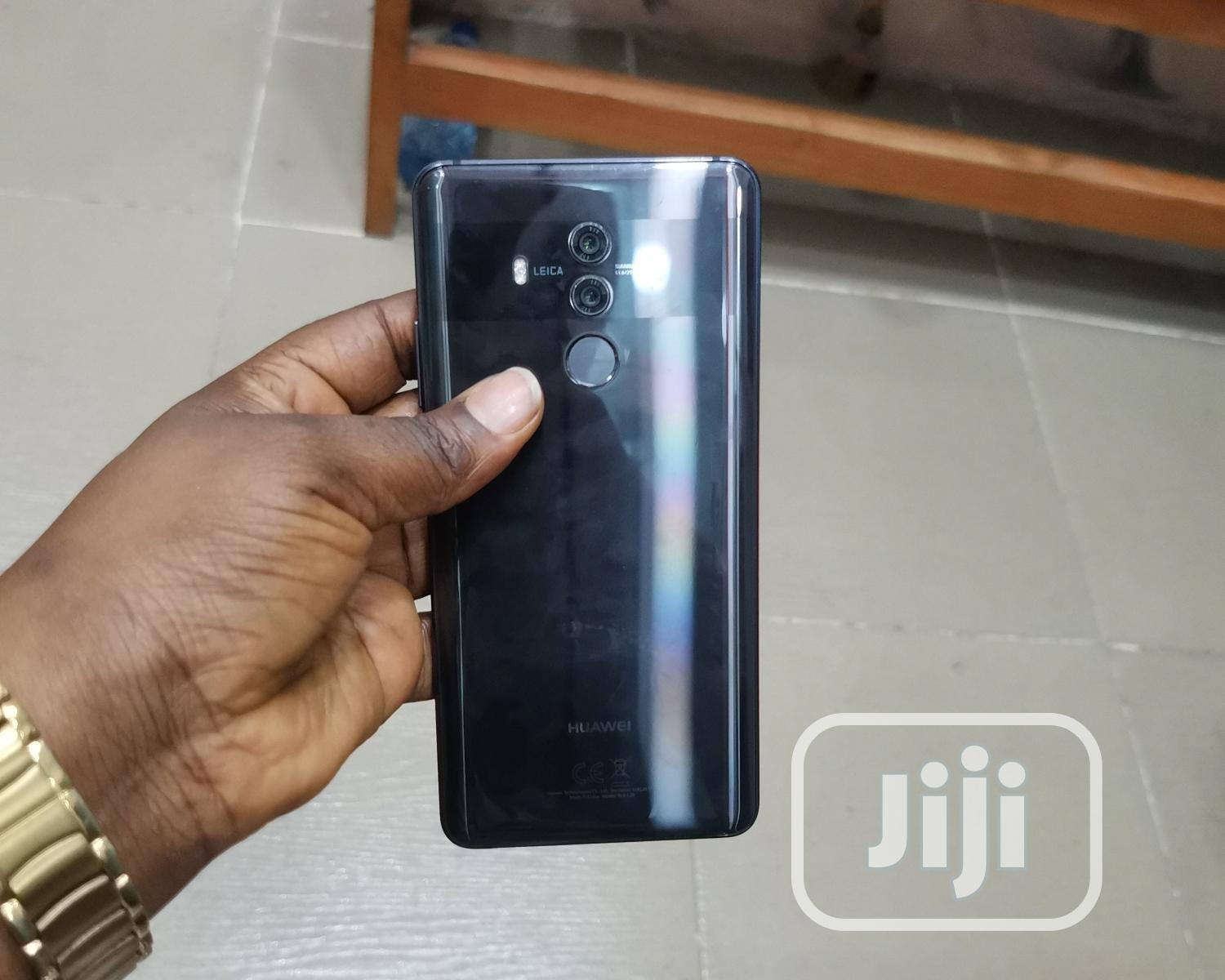 Huawei Mate 10 Pro 128 GB Gray   Mobile Phones for sale in Ikeja, Lagos State, Nigeria