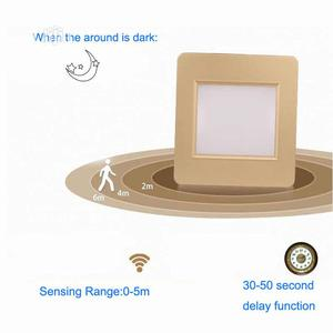 Microwave Motion Sensor Step Led Light   Home Accessories for sale in Lagos State, Ikeja