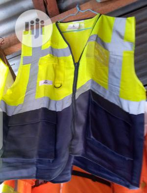 Reflective Vest With Pocket   Safetywear & Equipment for sale in Lagos State, Lagos Island (Eko)