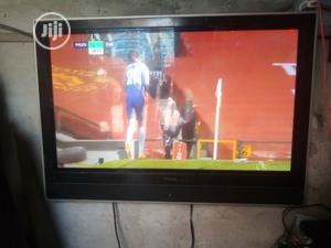 Hitachi 42inch Plasma Tv | TV & DVD Equipment for sale in Lagos State, Ipaja