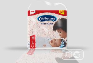 Dr. Brown's Diaper, Jumbo Pack. Size 2 - 3   Baby & Child Care for sale in Lagos State, Alimosho