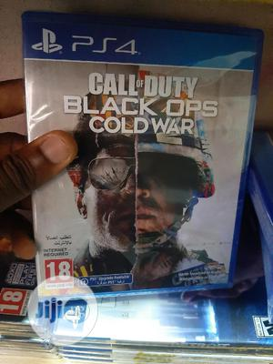 PS4 Call Of Duty Black Ops Cold War   Video Games for sale in Lagos State, Ikeja