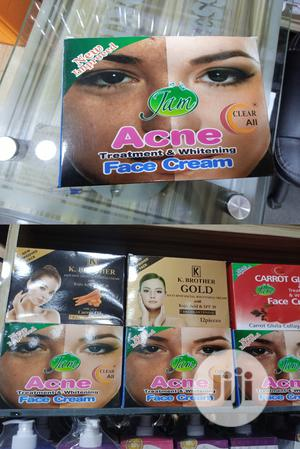 Jam Acne Treatment & Whitening Facial Cream. Pack Of 12   Skin Care for sale in Lagos State, Apapa