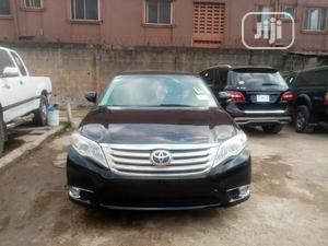 Toyota Avalon 2012 Black | Cars for sale in Lagos State, Ogba