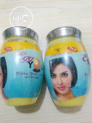 Egg Yolk Toning Face Cream   Skin Care for sale in Abuja (FCT) State, Garki 2
