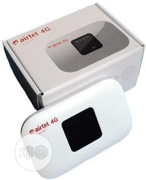 4G LTE Pocket Wifi With Screendisplay + 25 Gig Free Data Sim | Computer Accessories  for sale in Lagos State, Ikeja