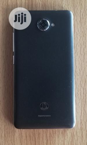 Vodafone Smart ultra 7 16 GB Black   Mobile Phones for sale in Lagos State, Mushin