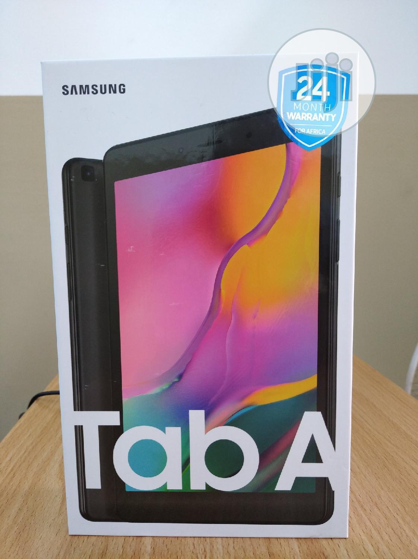 Archive: New Samsung Galaxy Tab A 8.0 (2019) 32 GB Black