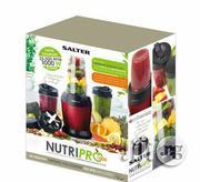 Salter Nutribullet Pro1000watts Blender | Kitchen Appliances for sale in Lagos State, Lekki Phase 2