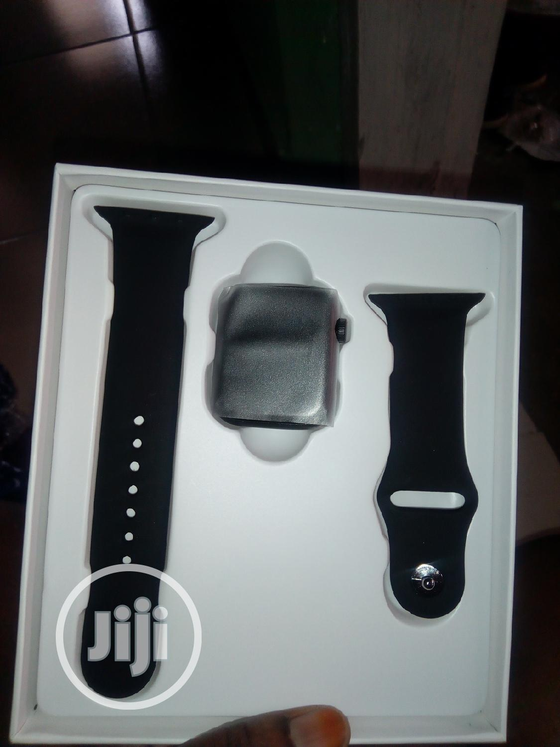 T500+ Smartwatch   Smart Watches & Trackers for sale in Ibadan, Oyo State, Nigeria