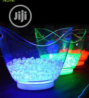 Champagne Led Light Bucket | Kitchen & Dining for sale in Lagos State, Lekki