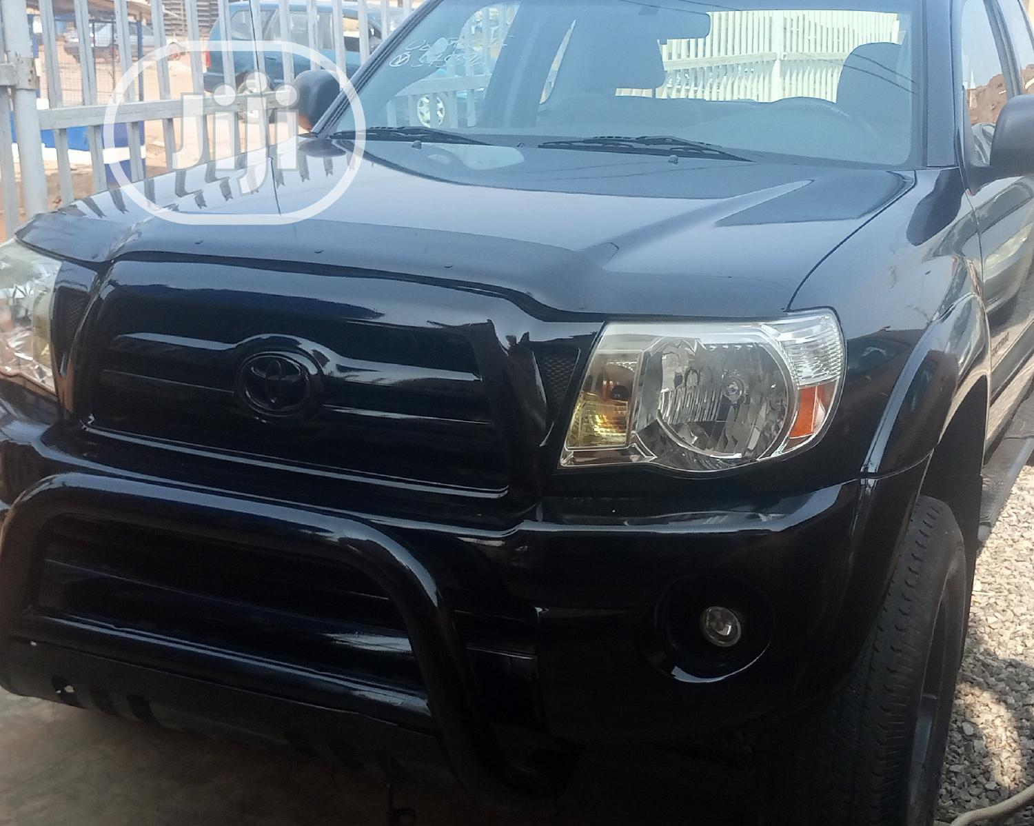 Archive: New Toyota Tacoma 2008 Black