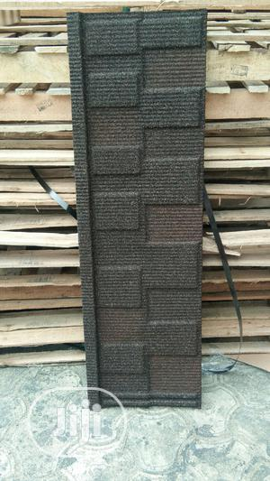 COFFEE BROWN SHINGLES With Tiny Black Patches | Building Materials for sale in Lagos State, Lekki
