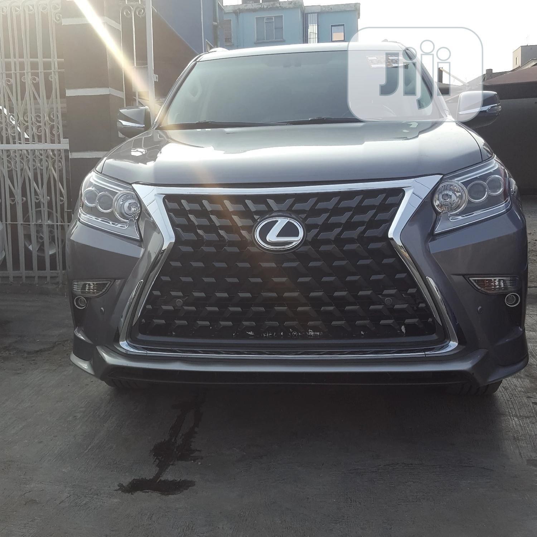 Lexus GX 2011 460 Premium Gray