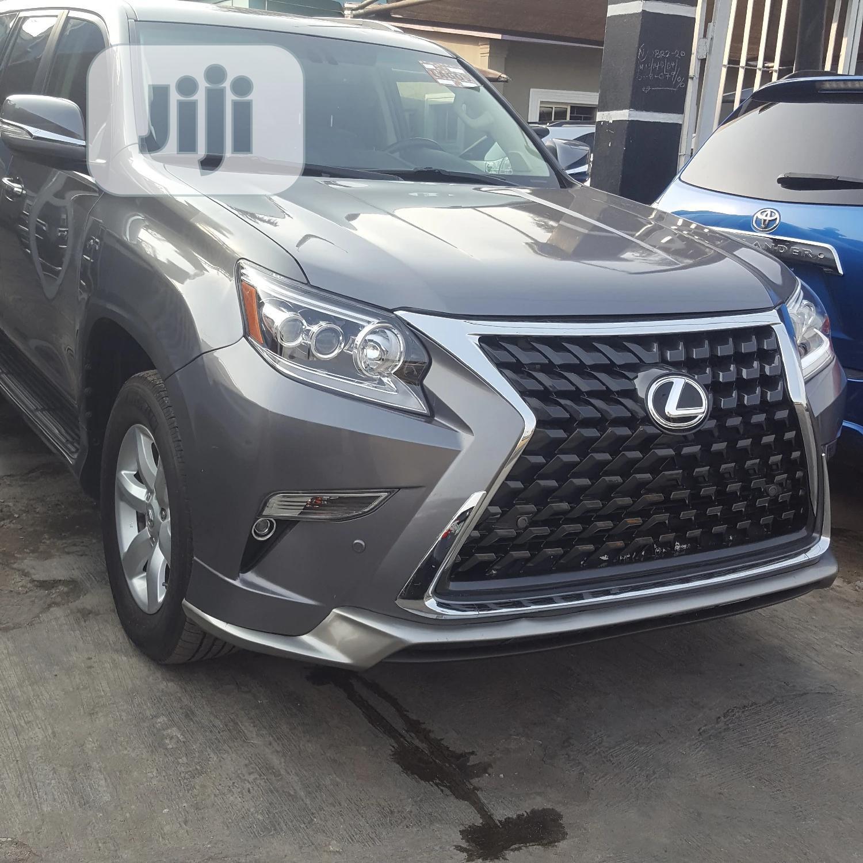 Lexus GX 2011 460 Premium Gray   Cars for sale in Kosofe, Lagos State, Nigeria