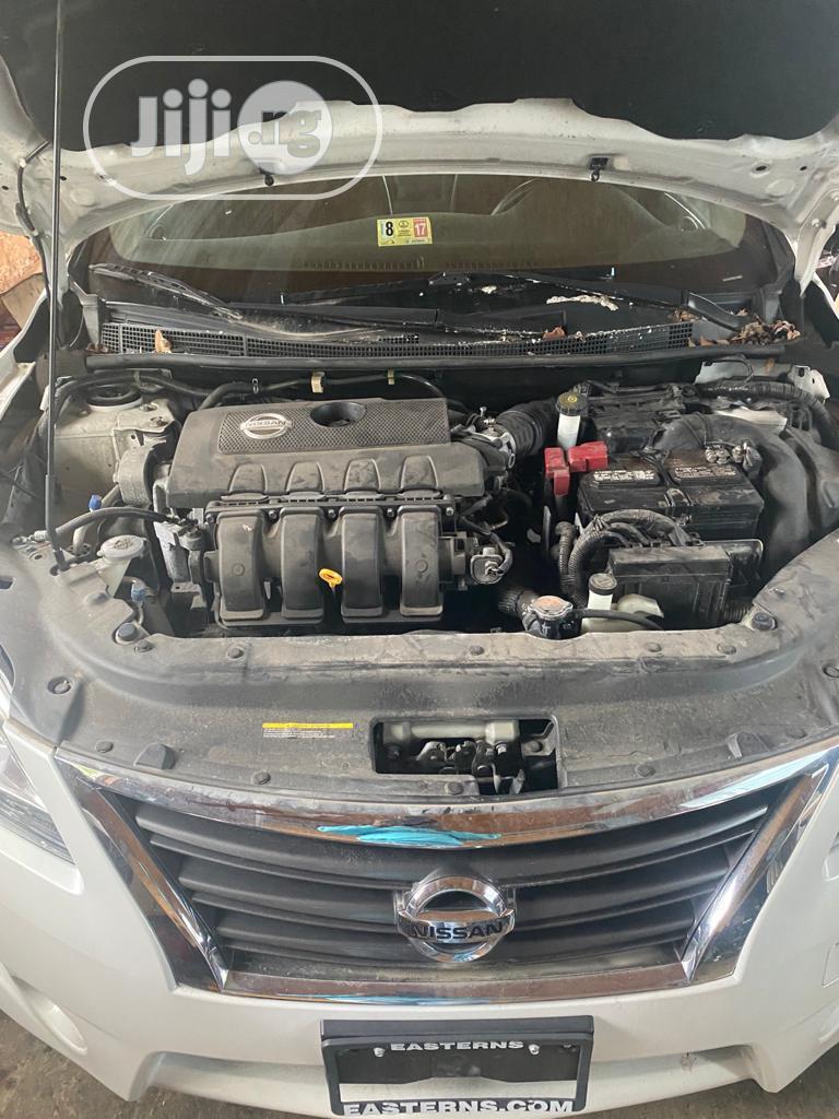 Archive: Nissan Sentra 2014 White