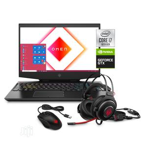 New Laptop HP Omen 15 8GB Intel Core I7 SSHD (Hybrid) 1T | Laptops & Computers for sale in Lagos State, Ikeja