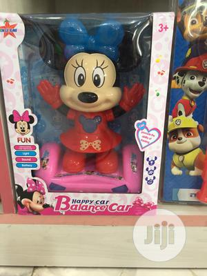 Mini Mouse Happy Car Balance Car Toy   Toys for sale in Lagos State, Agege