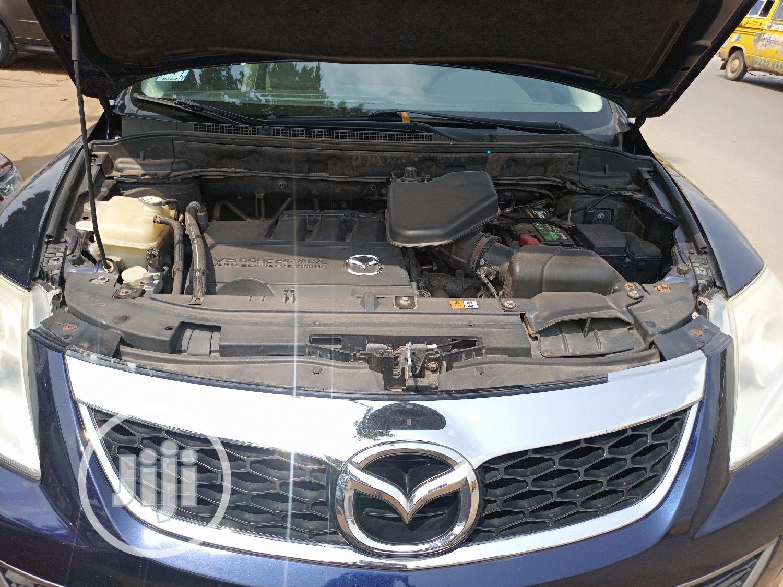 Archive: Mazda CX-9 2008 Grand Touring 4WD Blue