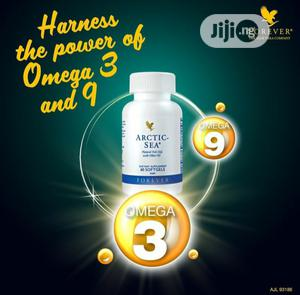 Forever Arctic Sea Omega 3   Vitamins & Supplements for sale in Lagos State, Ogba