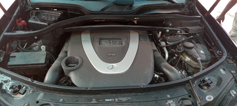Mercedes-Benz GL Class 2007 GL 450 Black   Cars for sale in Ilesa, Osun State, Nigeria