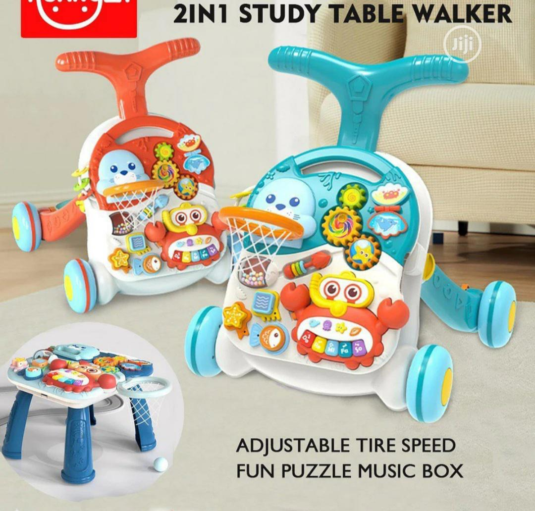 2in1 Baby Walker | Children's Gear & Safety for sale in Ikoyi, Lagos State, Nigeria