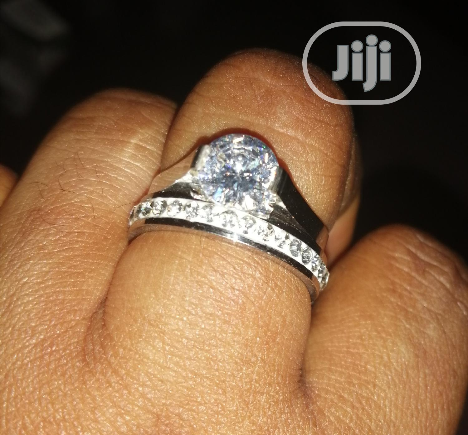 Wedding Ring Set | Wedding Wear & Accessories for sale in Galadimawa, Abuja (FCT) State, Nigeria