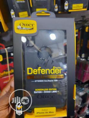 Otterbox Defender Rugged Protection Case for iPhone XS Max | Accessories for Mobile Phones & Tablets for sale in Lagos State, Ikeja