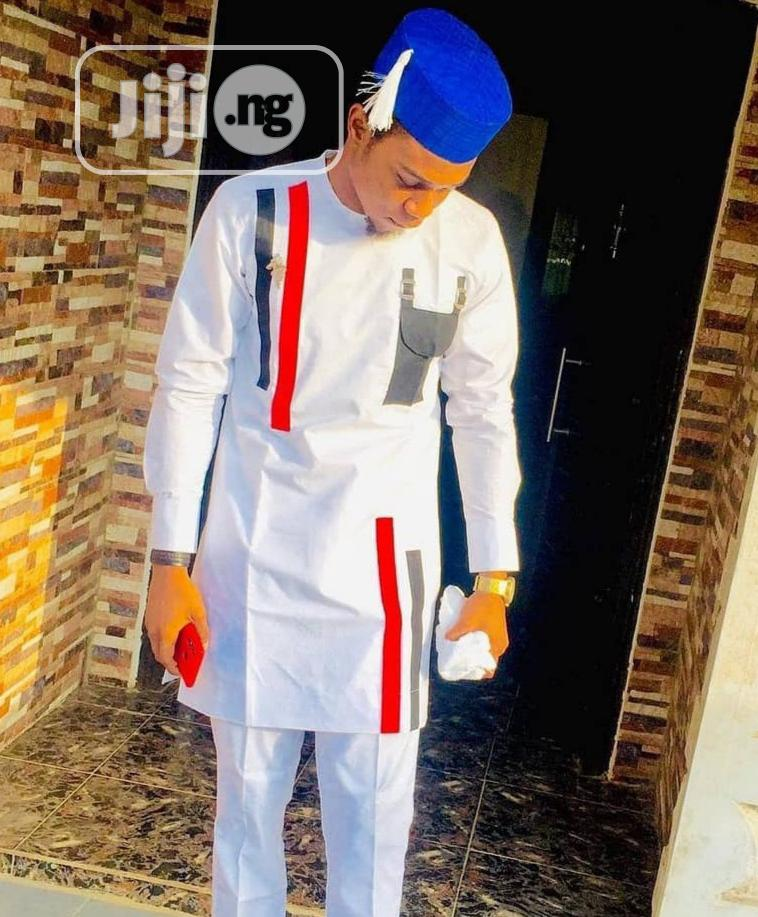 White Senator Styles | Clothing for sale in Port-Harcourt, Rivers State, Nigeria