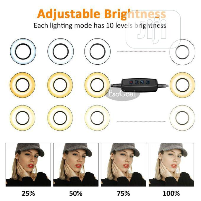 Led Light Display Selfie Professional Live Stream   Accessories & Supplies for Electronics for sale in Apapa, Lagos State, Nigeria