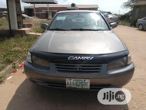 Toyota Camry 1998 Automatic Gray | Cars for sale in Ogun State, Abeokuta South