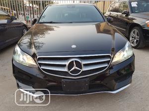Mercedes-Benz E350 2014 Black | Cars for sale in Lagos State, Ifako-Ijaiye