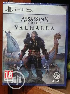 Assassin'S Creed Valhalla PS5 Standard Edition | Video Games for sale in Lagos State, Lagos Island (Eko)