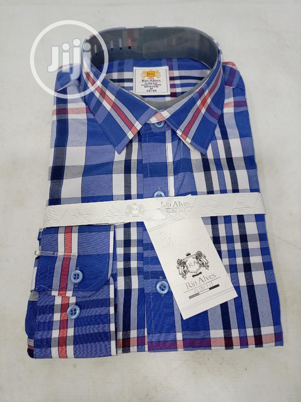 Quality Check Long Sleeve Men Shirt.