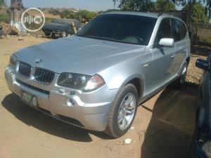 BMW X3 2005 3.0i Silver   Cars for sale in Kaduna State, Zaria