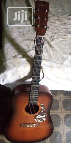 Big Box Acoustic Guitar | Musical Instruments & Gear for sale in Lagos State, Ejigbo