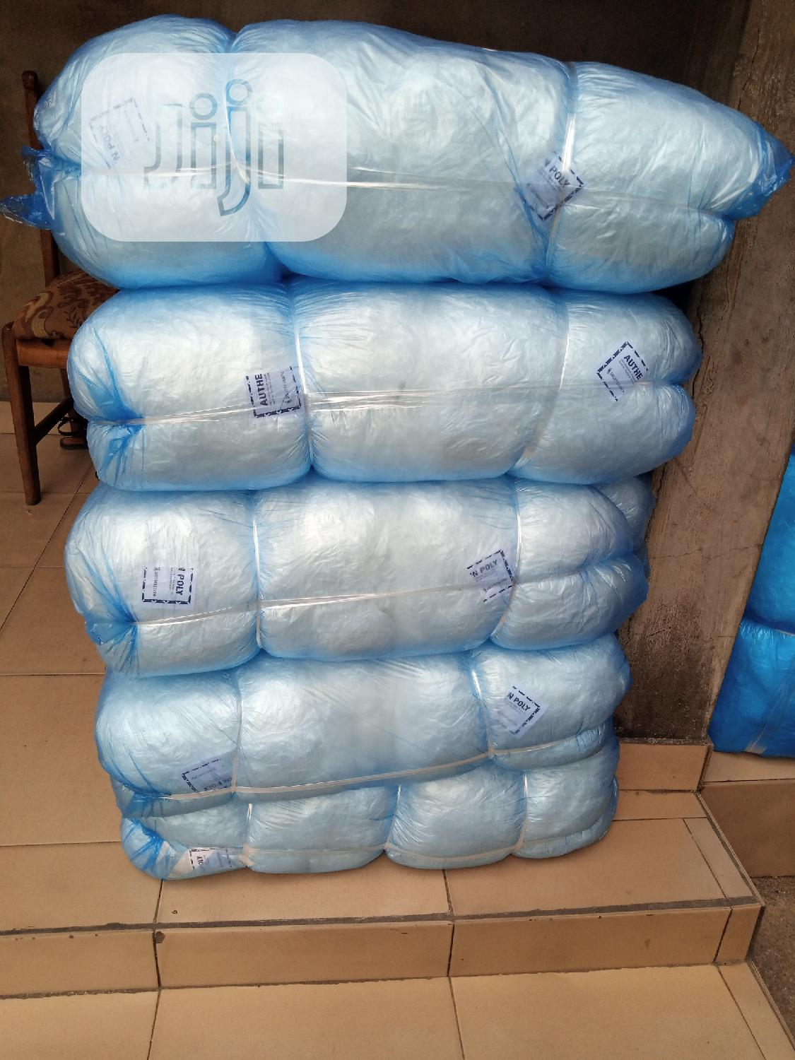 Archive: Polyethylene Bags for Wrapping of Raw Food Stuffs