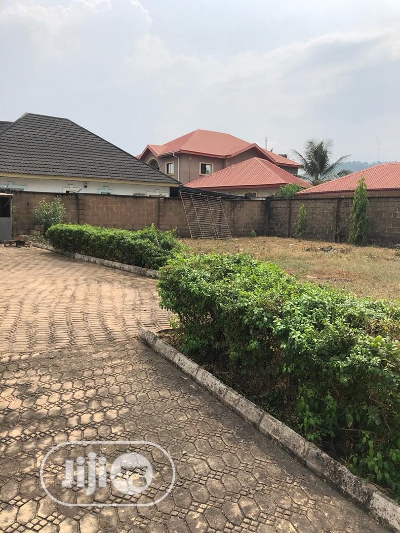 6 Bedrooms Duplex on 1,000sqm With C of O at GRA Enugu at