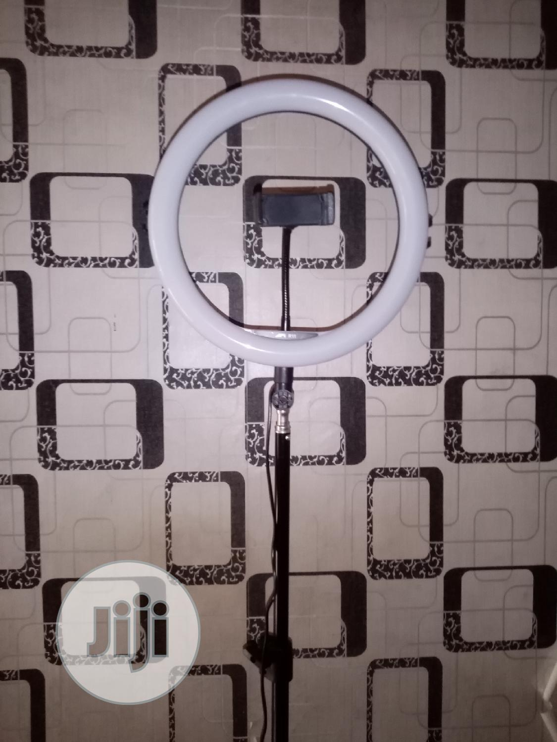 10 Inches Ring Light | Accessories & Supplies for Electronics for sale in Lagos Island (Eko), Lagos State, Nigeria