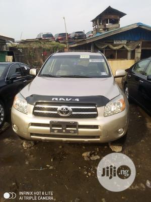 Toyota RAV4 2008 Gold   Cars for sale in Lagos State, Apapa